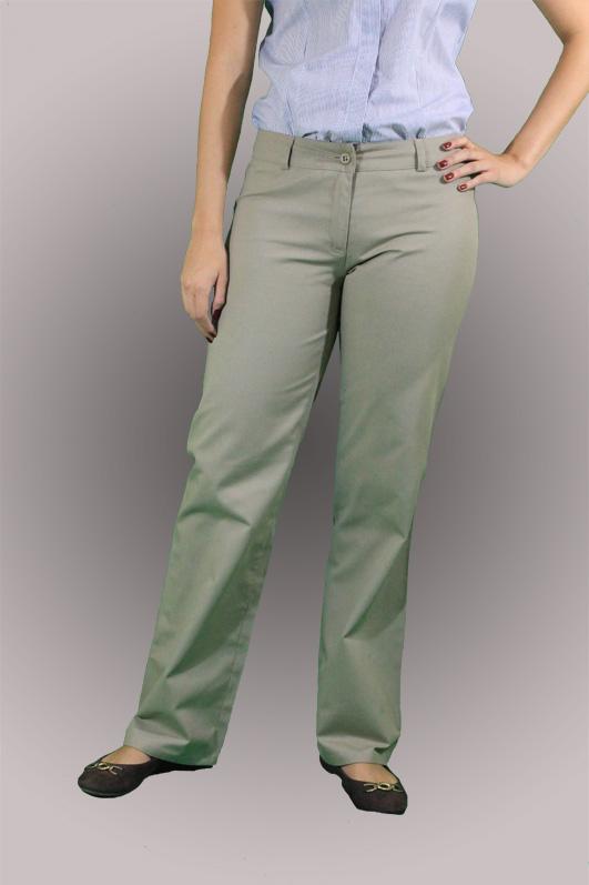 Pantalon De Dama Ertex Uniformes
